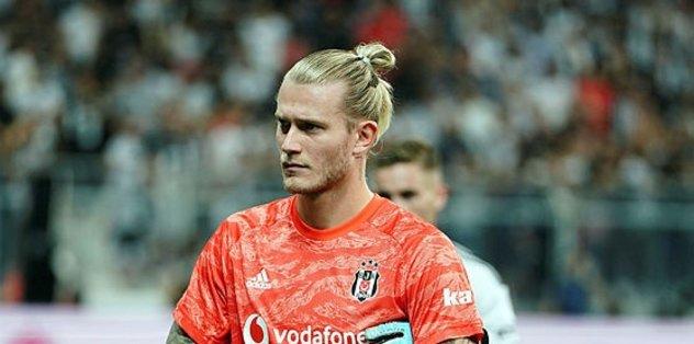 Loris Karius Beşiktaş'taki en başarılı dönemini yaşıyor
