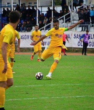 Erbaaspor- Eskişehirspor: 1-0 maç sonucu