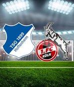 Hoffenheim-Köln maçı ne zaman? Saat kaçta? Hangi kanalda?