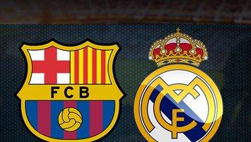 Barcelona Real Madrid maçı ne zaman?