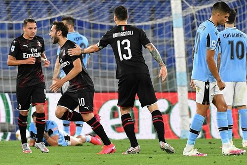 lazio 0 3 milan mac sonucu 1593899523166 - Lazio 0-3 Milan   MAÇ SONUCU