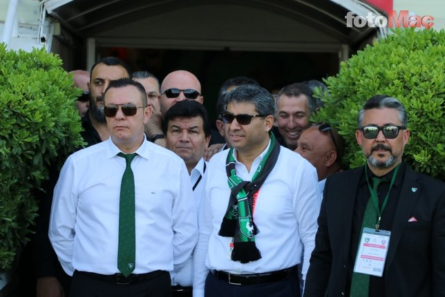 Denizlispor - Karabükspor maçından kareler