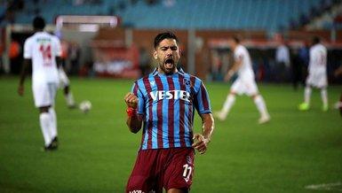 Son dakika Trabzonspor haberi: Yunanistan'da Bakasetas üzüntüsü