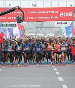 Vodafone 14. İstanbul Yarı Maratonu'na doğru