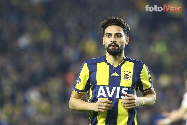 Fenerbahçe'den Mehmet Ekici açıklaması!