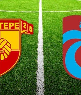 Göztepe Trabzonspor maçı ne zaman? Sakatlar, cezalılar, maç bilgileri...