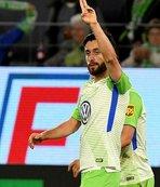 Yunus Mallı'nın golü Wolfsburg'a hayat verdi