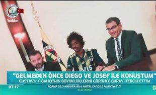 Luiz Gustavo'dan Galatasaray yorumu