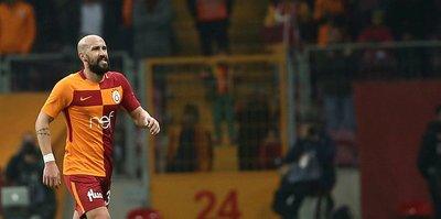 Galatasaraylı oyuncu takımdan ayrıldı