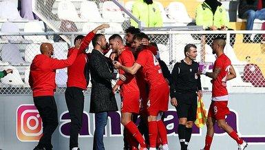 Keçiörengücü Adana Demirspor: 1-0 (MAÇ SONUCU - ÖZET)