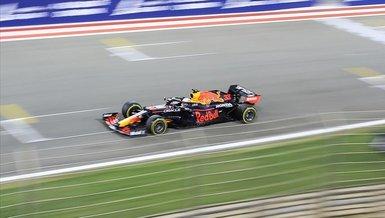 F1 Fransa Grand Prix'sinde pole pozisyonu Verstappen'in!