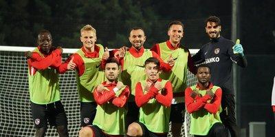 Gaziantep FK Galatasaray'ı konuk ediyor