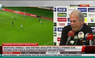 Mustafa Denizli: Erman Toroğlu ve Ahmet Çakar...