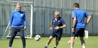 Atiker Konyaspor, Antalyaspor maçı hazırlıklarını sürdürüyor