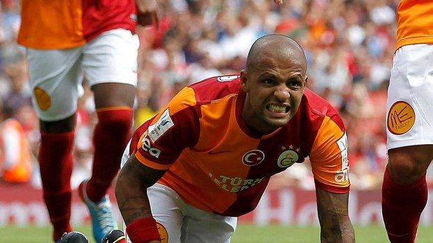 38 yaşındaki Felipe Melo yeniden Galatasaray'a!