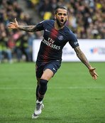 Brazilian defender Dani Alves to leave PSG