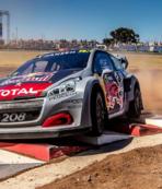 Team Peugeot Total Dünya Rallicross'a veda etti