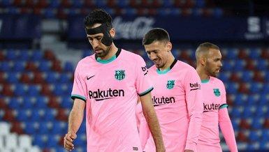 Son dakika spor haberleri: Barcelona sil baştan! 6 ayrılık birden