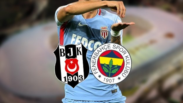 Son dakika transfer haberleri: Beşiktaş ile Fenerbahçe Stevan Jovetic için kapışıyor!