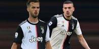 Juventus'un yıldızları Merih Demiral ve Pjanic'ten bayram mesajı