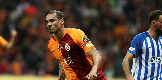 Maicon Galatasaray'a dönüyor!