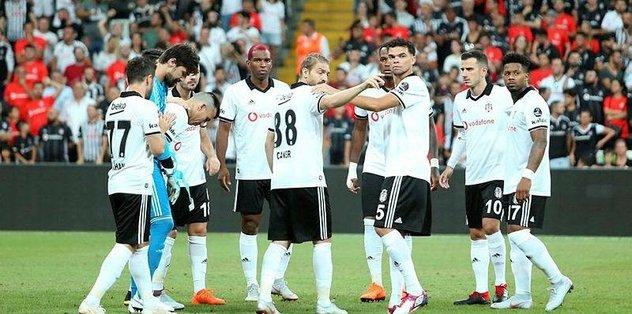 Beşiktaş, Avrupa'nın zirvesinde! Akhisar'la başlayan seri 45 maça çıktı
