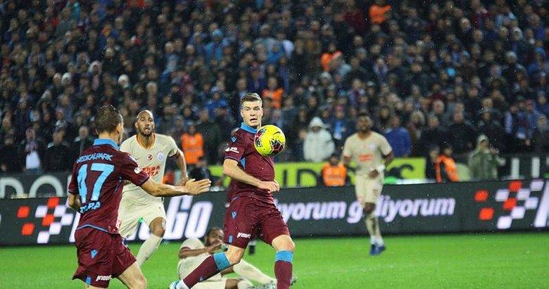 Süper Lig'de güncel puan durumu! (13. hafta)