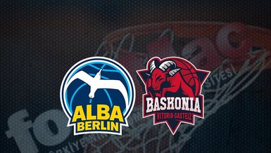 Alba Berlin - Baskonia maçı ne zaman, saat kaçta? Hangi kanalda canlı yayınlanacak?   THY Euroleague