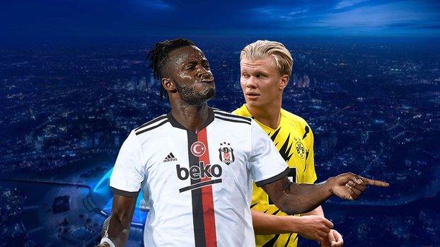 Son dakika spor haberi: Beşiktaş-Dortmund maçında golcülerin performansı merak ediliyor! Sakatlık detayı...