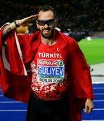 Pistlerde Ramil Guliyev rüzgarı