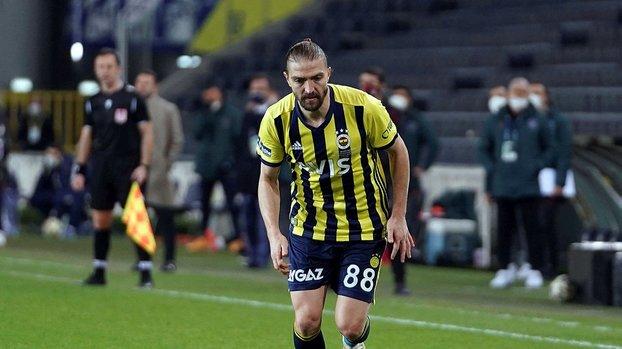 Son dakika FB haberleri | Fenerbahçe'de Caner Erkin belirsizliği sürüyor! #
