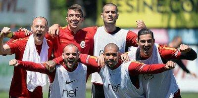Galatasaray'da Bursaspor hazırlıkları