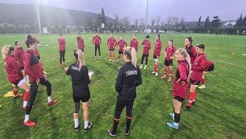 A Milli Kadın Futbol Takımın konuğu Bulgaristan1