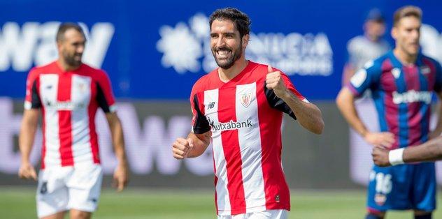 Levante 1-2 Athletic Bilbao | MAÇ SONUCU - Futbol -
