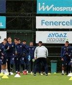 Fenerbahçe, Akhisarspor maçı hazırlıklarını tamamladı