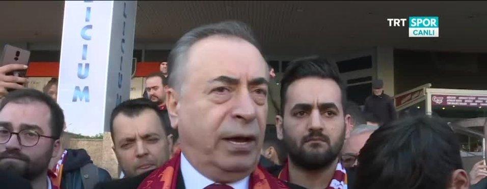 Mustafa Cengiz'den Fikret Orman'a yanıt