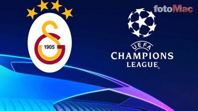 Galatasaray'ın Şampiyonlar Ligi'ndeki rakiplerinden açıklama!