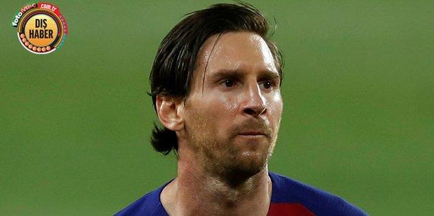 Lionel Messi Barcelona ile devam dedi! Sözleşmesinde... - Futbol -