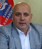 Kardemir Karabükspor Başkanı Namal istifa etti