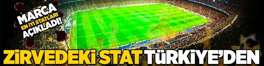 Dünyanın en iyi stadyumları açıklandı! Zirvedeki stat Türkiyeden...