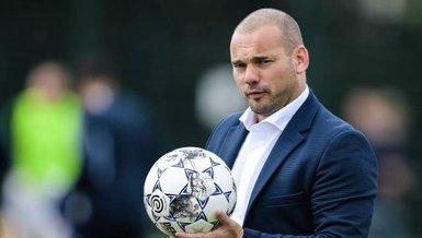 Son dakika spor haberleri: Wesley Sneijder'den PSV Galatasaray maçı sonrası çarpıcı yorum!