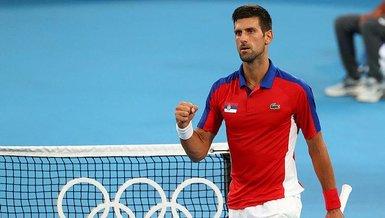 2020 Tokyo Olimpiyat Oyunları: Novak Djokovic rahat turladı