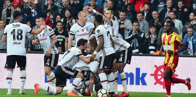 Usta kalemler Beşiktaş'ı yazdı