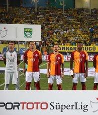 Galatasarayda 4 değişiklik