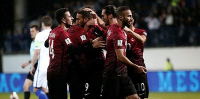 Türkiye, UEFA Uluslar Ligi'ne katılacak