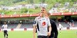 BB Erzurumspor'da forvet transferi