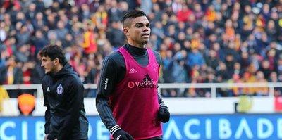 Beşiktaş'a Pepe müjdesi