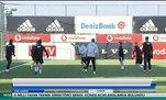 Beşiktaş'ta Rizespor maçı hazırlıkları