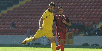 Gaziantepspor ve İstanbulspor yenişemedi