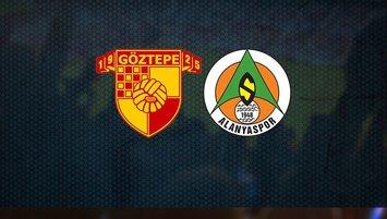 Göztepe-Alanyaspor maçı saat kaçta ve hangi kanalda?